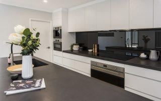 custom kitchen concrete benchtops Perth