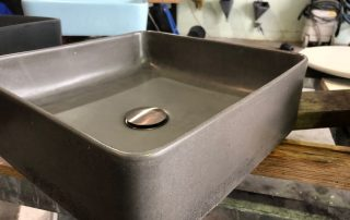 concrete sink benchtops perth