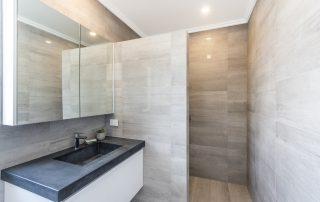 custom bathroom concrete benchtops Perth
