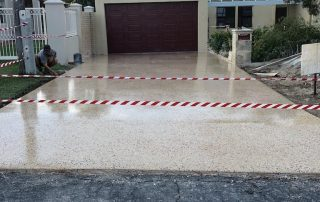 Honed concreting in Perth