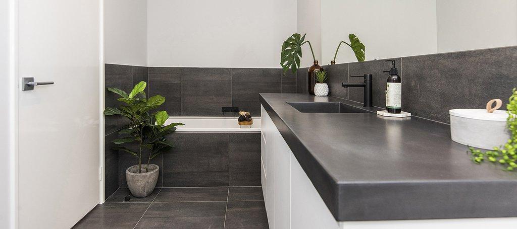 Bathroom Benchtops in Perth