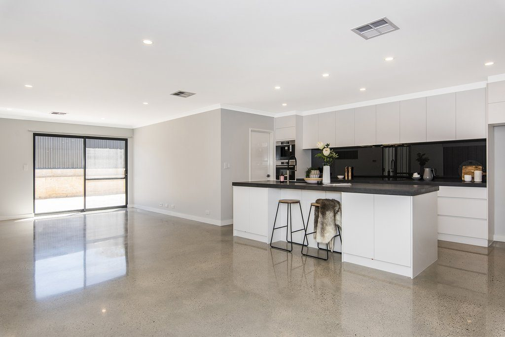 Polished concrete Perth