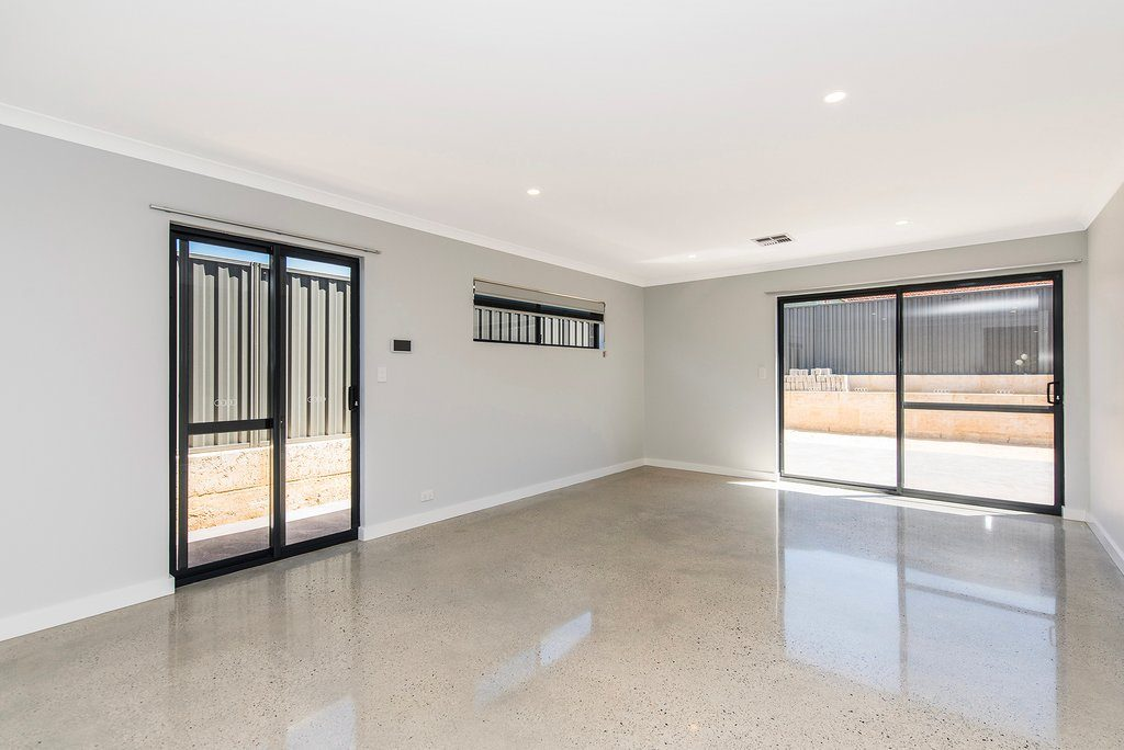 polished concrete floors perth
