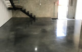 House polished concrete floor in Perth