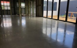 Commercial Polished floor
